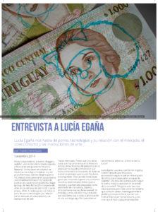 Entrevista a Lucía Egaña por Tomás Henríquez