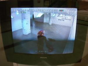 En la (re)cámara de la seguridad