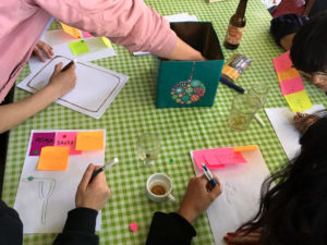 Taller de escritura especulativa: Tecnologías feministas